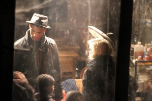 Madonna visits the Grand Chalet in Rossiniere - 2 January 2012 (10)