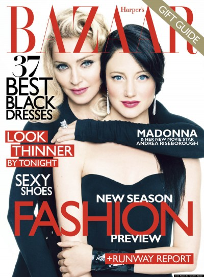 Harpers Bazaar USA - January 2011 [Subscribers Edition]