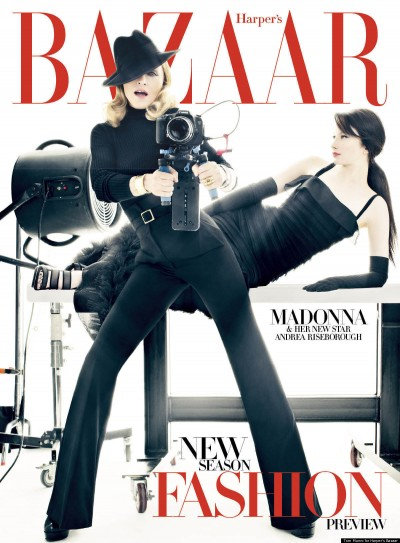 Harper's Bazaar USA - January 2011 [Subscriber's Edition]