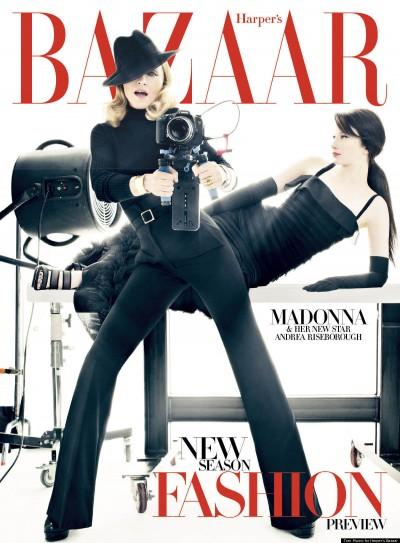 Harper's Bazaar USA - January 2011 [Subscriber's Edition]