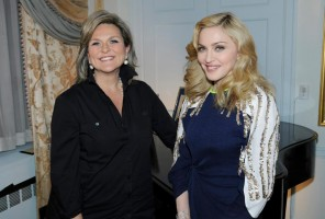 Madonna interview with Cynthia McFadden, promo (2)