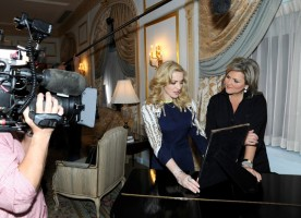 Madonna interview with Cynthia McFadden, promo (1)