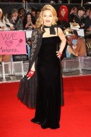 Madonna at the UK premiere of WE at the Oden Kensington in London - 11 January 2012 (4)