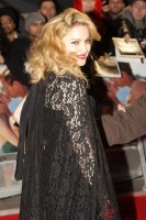 Madonna at the UK premiere of WE at the Oden Kensington in London - 11 January 2012 (9)