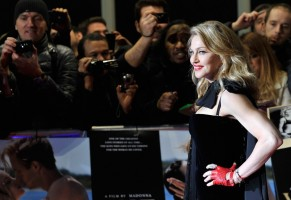 Madonna at the UK premiere of WE at the Oden Kensington in London - 11 January 2012 (12)
