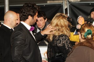 Madonna at the UK premiere of WE at the Oden Kensington in London - 11 January 2012 (13)