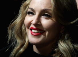 Madonna at the UK premiere of WE at the Odeon Kensington in London - 11 January 2012 - Update 3 (16)