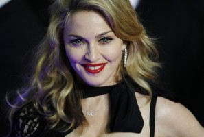Madonna at the UK premiere of WE at the Odeon Kensington in London - 11 January 2012 - Update 1 (7)
