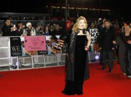 Madonna at the UK premiere of WE at the Odeon Kensington in London - 11 January 2012 - Update 1 (13)