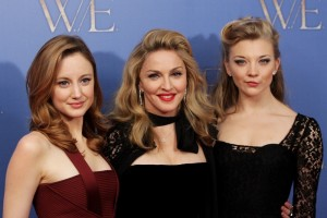 Madonna at the UK premiere of WE at the Odeon Kensington in London - 11 January 2012 - Update 1 (22)
