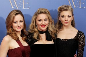 Madonna at the UK premiere of WE at the Odeon Kensington in London - 11 January 2012 - Update 1 (27)