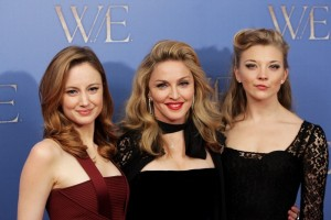 Madonna at the UK premiere of WE at the Odeon Kensington in London - 11 January 2012 - Update 1 (28)