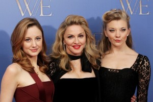Madonna at the UK premiere of WE at the Odeon Kensington in London - 11 January 2012 - Update 1 (31)