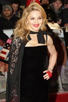 Madonna at the UK premiere of WE at the Odeon Kensington in London - 11 January 2012 - Update 2 (29)