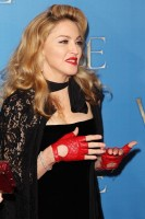 Madonna at the UK premiere of WE at the Odeon Kensington in London - 11 January 2012 - Update 2 (30)