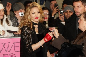 Madonna at the UK premiere of WE at the Odeon Kensington in London - 11 January 2012 - Update 2 (32)