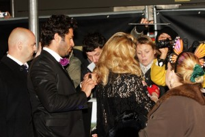 Madonna at the UK premiere of WE at the Odeon Kensington in London - 11 January 2012 - Update 2 (36)