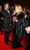 Madonna at the UK premiere of WE at the Odeon Kensington in London - 11 January 2012 - Update 2 (45)