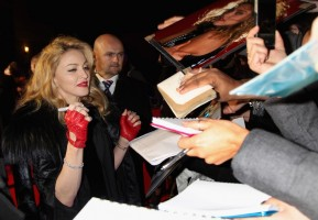 Madonna at the UK premiere of WE at the Odeon Kensington in London - 11 January 2012 - Update 2 (48)