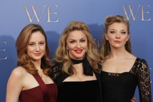 Madonna at the UK premiere of WE at the Odeon Kensington in London - 11 January 2012 - Update 2 (49)