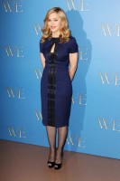 Madonna attending the WE photocall at London Studios (1)