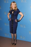 Madonna attending the WE photocall at London Studios (3)