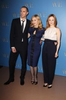 Madonna attending the WE photocall at London Studios (4)