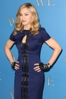 Madonna attending the WE photocall at London Studios (9)