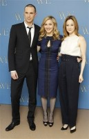 Madonna attending the WE photocall at London Studios (10)