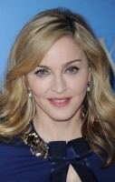 Madonna attending the WE photocall at London Studios (11)