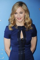 Madonna attending the WE photocall at London Studios (12)