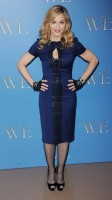 Madonna attending the WE photocall at London Studios (18)