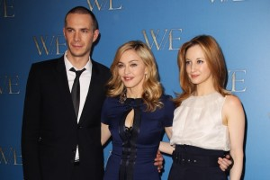 Madonna attending the WE photocall at London Studios (21)