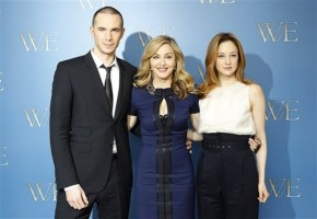 Madonna attending the WE photocall at London Studios (22)