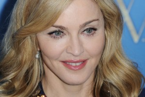 Madonna attending the WE photocall at London Studios (23)
