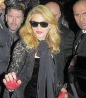 Madonna at the WE after party at the arts club in London (2)