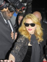 Madonna at the WE after party at the arts club in London (4)