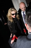 Madonna at the WE after party at the arts club in London (7)