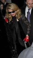 Madonna at the WE after party at the arts club in London (9)