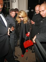 Madonna at the WE after party at the arts club in London (13)