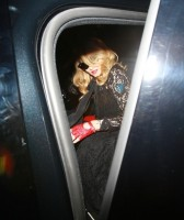 Madonna at the WE after party at the arts club in London (14)