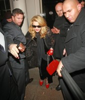 Madonna at the WE after party at the arts club in London (15)