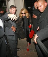 Madonna at the WE after party at the arts club in London (16)