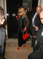 Madonna at the WE after party at the arts club in London (17)