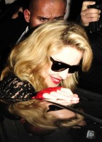 Madonna at the WE after party at the arts club in London (20)