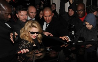 Madonna at the WE after party at the arts club in London - Update 1 (20)