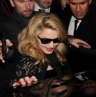 Madonna at the WE after party at the arts club in London - Update 1 (21)