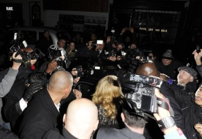 Madonna at the WE after party at the arts club in London - Update 1 (38)