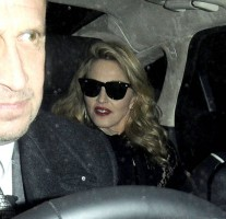 Madonna at the WE after party at the arts club in London - Update 1 (42)