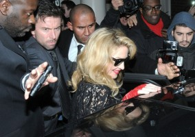 Madonna at the WE after party at the arts club in London - Update 1 (48)